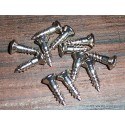 "LP 3x3/8"" screw set, REAL vintage correct"