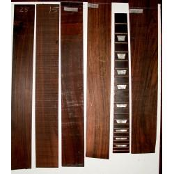 BRW fretboard blanks