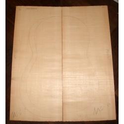 ALPINE Spruce Guitar Top
