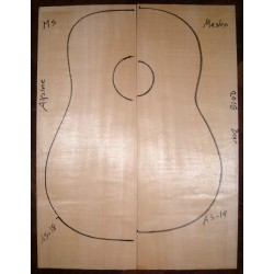 ALPINE Spruce Guitar Top