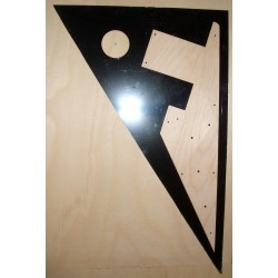 4-ply pickguard material