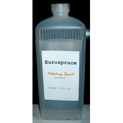 POLISHING SPIRIT, 1000ml (33.8 fl. oz), 100% Ethyl Alcohol