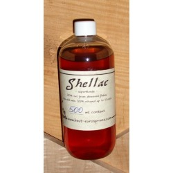 SHELLAC (liquid), superblonde, 500ml (concentrate)