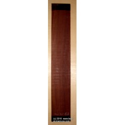 Madagascar Rosewood FB blank, dark, no. 63