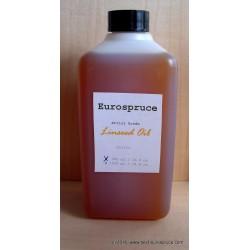 Linseed Oil, boiled, 500ml (16.9 fl. oz)