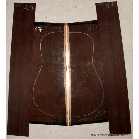 African Blackwood, Jumbo sized b+s set no. 3