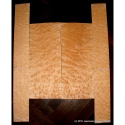 Birds Eye Maple, Bosnian, no. 128