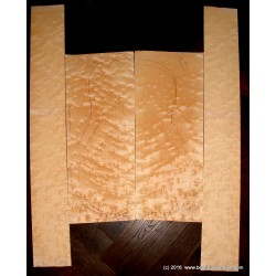 Birds Eye Maple, Bosnian, no. 140