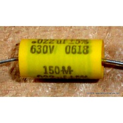 Cornell Dubilier WMF Film & Foil Capacitor, 0.022uF