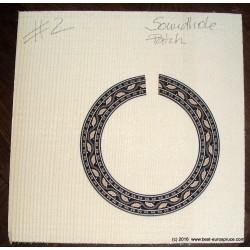 Soundhole Patch, no. 1
