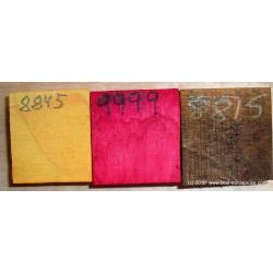 Anilin Dyes, POWDER, SunburstSET, 3x 2,5-3 gr. (3x0.1 oz)